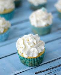 White Chocolate Champagne Cupcakes Cooking With Curls