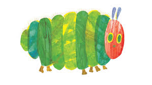 how the very hungry caterpillar