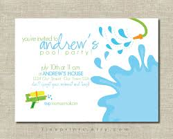 printable pool party invitations net printable pool party invitations template party invitations
