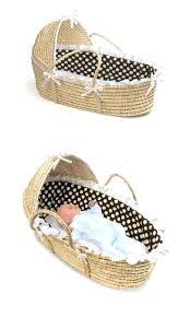 badger moses basket baskets new badger basket basket with polka dot hood and bedding badger moses badger moses basket