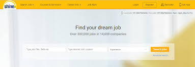 Shine Job Posting 10 Best Free Job Portals In India 2019 To Apply For Your
