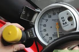 how to install a tachometer steps pictures wikihow image titled install a tachometer step 7
