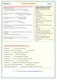 Pronoun Worksheets Who Or Whom Worksheet Personal Possessive And ...