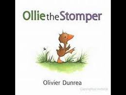 ollie the stomper by olivier dunrea read by super bookboy