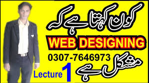 What Is Web Designing In Urdu Web Designing Course In Urdu Lecture 1 Sir Majid Ali How To Learn Web Designing Introduction