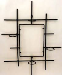 Wrought Iron Art Display Stands Cool Display Frames And Stands Anything In Stained Glass