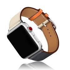 details about new genuine leather band wrist strap for apple watch 38mm 40mm 42mm 44mm edition