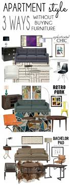 apartment style furniture. Apartment Style Three Ways Furniture Rental For Renters N