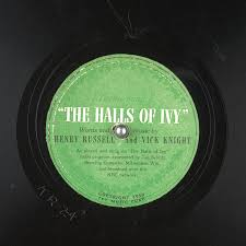 """The Halls of Ivy"""" : Henry Russell : Free Download, Borrow, and Streaming :  Internet Archive"""