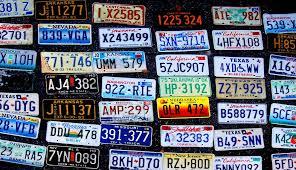 illinois license plate laws illinois