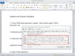 Decoy Microsoft Word Document Delivers Malware Through A Rat