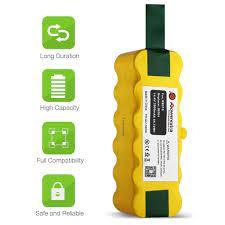 Roomba 500/600/700/800 Serileri için Batarya