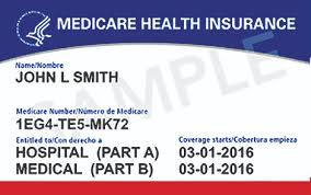 Personal Info Cards New Medicare Cards Protect Personal Info The Senior Scene