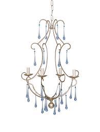 cl13 a sb tear drop chandelier