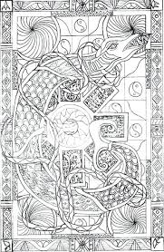 Illuminated Letters Coloring Pages Best Of Pin By On Adult