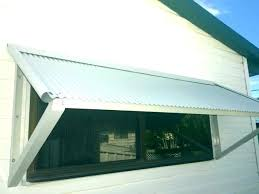window corrugated metal awning diy ideas new awnings for home windows pictures residential corrugated metal awning