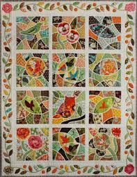 158 best Australian Designers & Quilts images on Pinterest ... & I have the book Tile Quilt Revival - love the border - very pretty quilt. Adamdwight.com