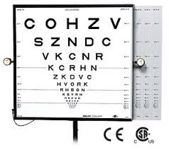 Vision Chart For Driver S License 53 Expository Standard Eye Chart Test