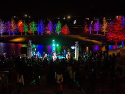 Musical Outdoor Christmas Lights 10 Best Holiday Light Displays In Dallas Fort Worth