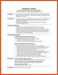 One Page Resume Example Simple One Page Resume Outline Goalgoodwinmetalsco