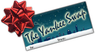 The Yankee Swap Gift Wrap