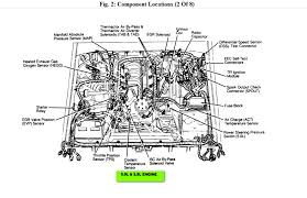 ford bronco temperature gauge sending unit terminals the drawing isnt that great but here is what ford is showing