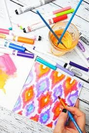 tips and tricks from alisa burke on using kids markers for coloring pages coloring coloring tips coloringcoloring booksjournal