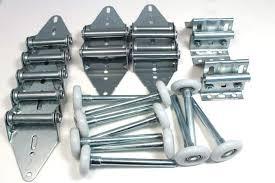 parts of a garage doorHinges Repair  MGA Garage Door Repair Houston TX