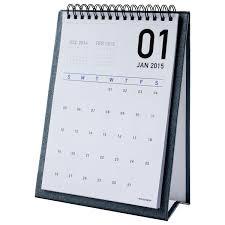 standup desk calendars