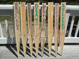 bamboo garden stakes. Photo 4 Of 8 Personalized Garden Stakes Ideas Come Home In Decorations (charming Bamboo #4) B