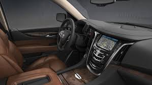 cadillac escalade interior 2015. 2015 cadillac escalade interior in kona brown with jet black accents r
