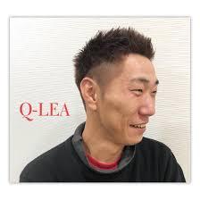 ツーブロック ベリーショートヘア メンズ人気スタイルq Lea所属中川