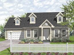 Cape Cod House Plans At Eplanscom  Colonial Style HomesCape Cod Home Plans