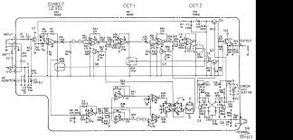 boss oc 2 synth mod sound clips page 7 talkbass com original from boss oc 2 dual octave down guitar pedal schematic diagram