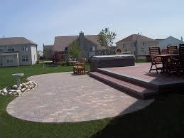 joyous small patio paver