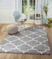 gray and white carpet rug and decor inc supreme royal trellis graywhite area rug