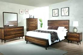 Rustic King Size Bed Frame Platform Full With Storage – Frankzwaan