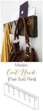 Make Your Own Coat Rack Industrial Chic Coat Rack Industrial coat rack Modern industrial 85
