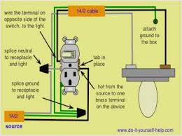 combination switch and outlet wiring diagram 4 best of bination combination switch and outlet wiring diagram 4 best of bination switch wiring diagrams outet