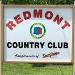 Redmont Country Club - Golf Course & Country Club - Red Bay ...
