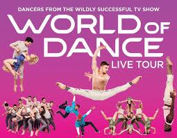 Barbara B Mann Interactive Seating Chart World Of Dance Live Tour Barbara B Mann Performing Arts