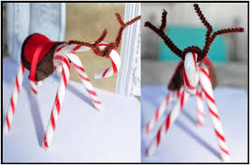 How To Decorate Candy Canes Top 60 Tasty DIY Decorations With Real Candy Canes Top Inspired 6