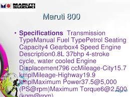 maruti 800 wiring diagram maruti image wiring maruti suzuki ppt on maruti 800 wiring diagram