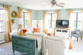 Small Picture Fall Decorating Ideas Fall Home Tour 2015 Four Generations One