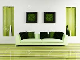 Nice Decor In Living Room Modern Interior Design Of Living Room With A Nice Sofa And A