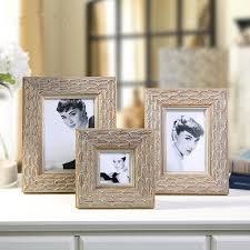 european luxury theme art crafts decor photo frame 1 piece wooden picture rectangle 3 10