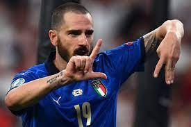بونوتشي أفضل لاعب في نهائي يورو 2020