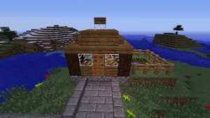 Small Picture Small House Minecraft Cool Small Wooden House Tutorial Minecraft