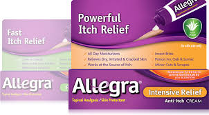 Allergic Itch Relief (Generic Diphenhydramine Topical ...