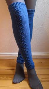 Leg Warmer Knitting Pattern Enchanting Legwarmer Knitting Patterns In The Loop Knitting